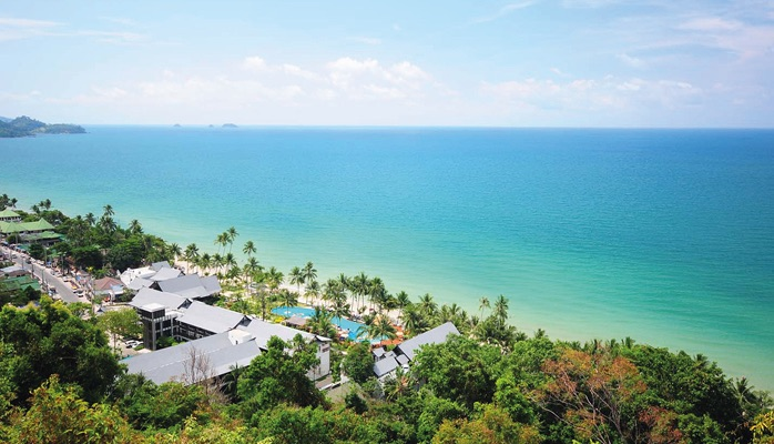 hotel kohchang kcgrande seasideoverview1