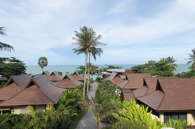 Khanom Beach Resort