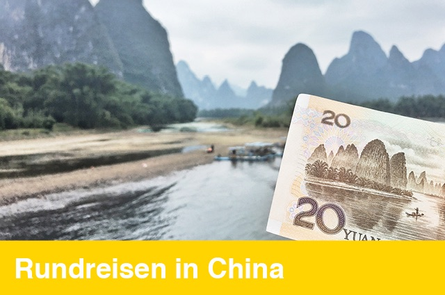 Rundreisen China