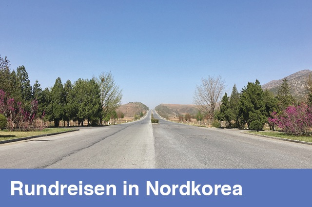 Rundreisen in Nordkorea