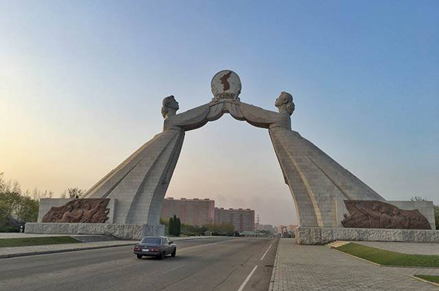 pyongyang unificationmonument 2294