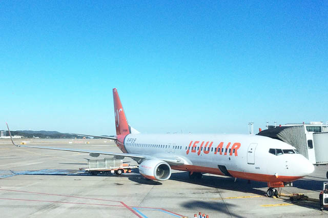 korea jejuair 737